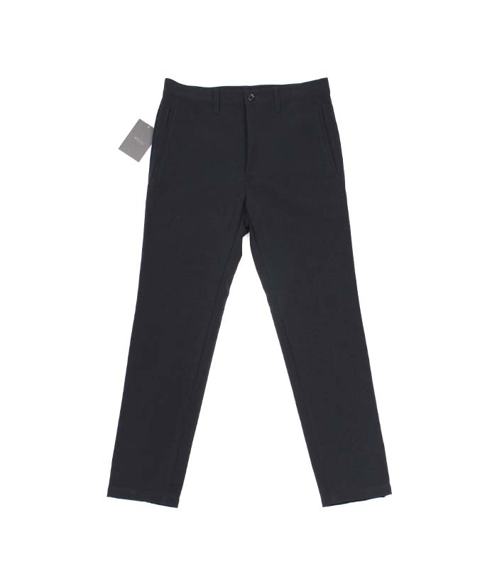 weyep 16 a/w wool slacks (black)