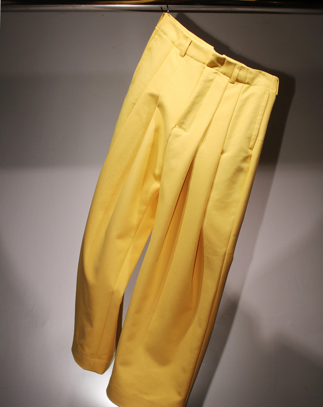 PAGGY PANTS(LEMON)