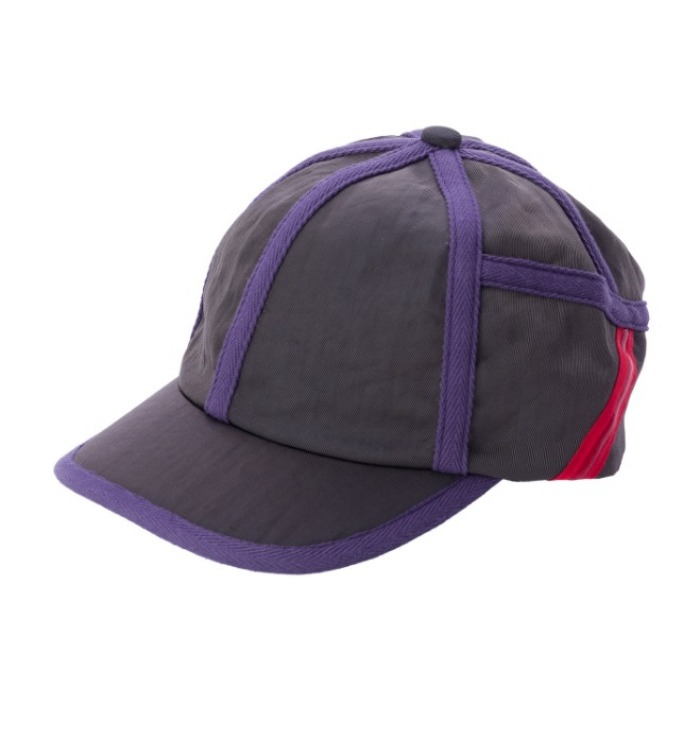 WAVE CAP NYLON (CHARCOAL)